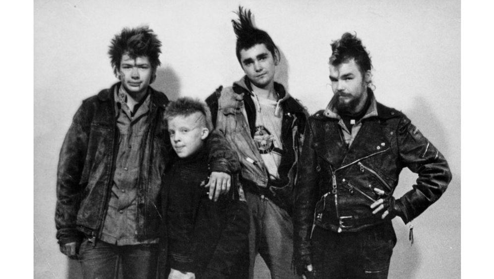 Anarchy in the UdSSR: Punk-Milchmann im Arbeitsdienst