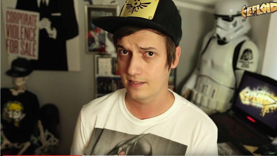 YouTuber LeFloid: Meine Abonnenten kennen meinen Standpunkt