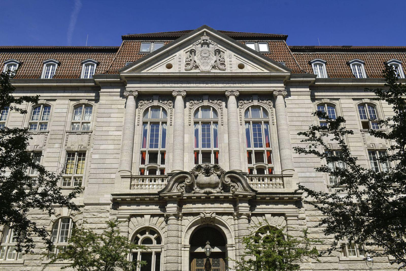 EINMALIGE VERWENDUNG Berliner Kammergericht