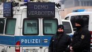 »Querdenken«-Demo in Weil am Rhein bleibt untersagt