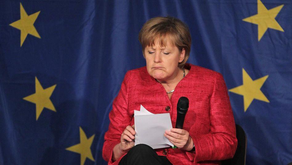Angela Merkel: Wer hat noch nicht, wer will noch mal?