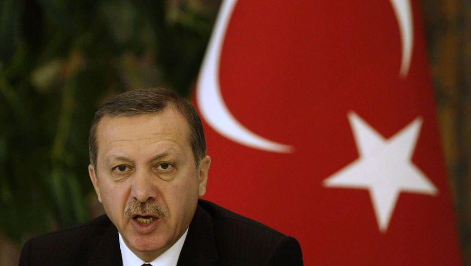Premierminister Erdogan: Botschafterin abberufen