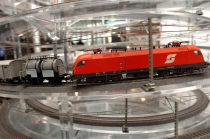 Märklin-Eisenbahn: Klassisches Spielzeug für Jungs