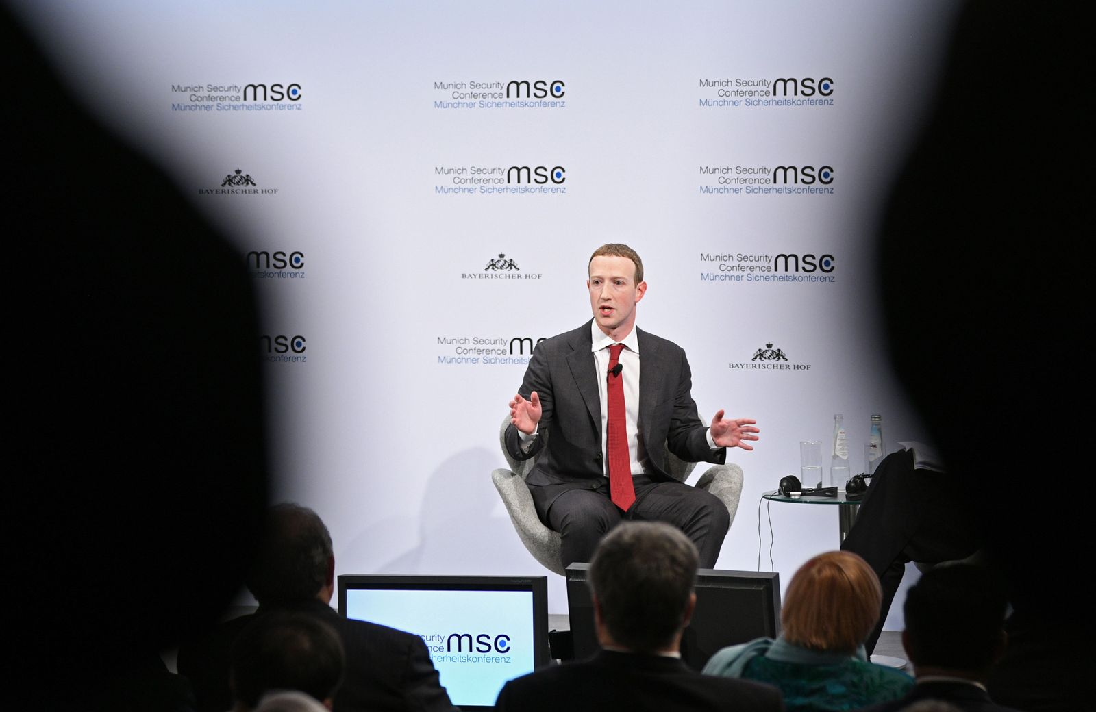 Munich Security Conference 2020, Germany - 15 Feb 2020