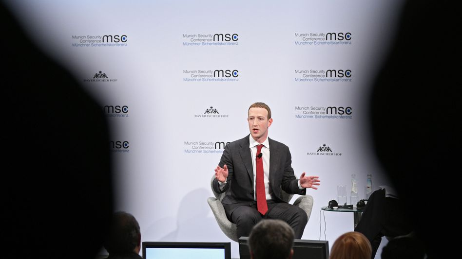 Facebook-Chef Mark Zuckerberg (Archivbild)