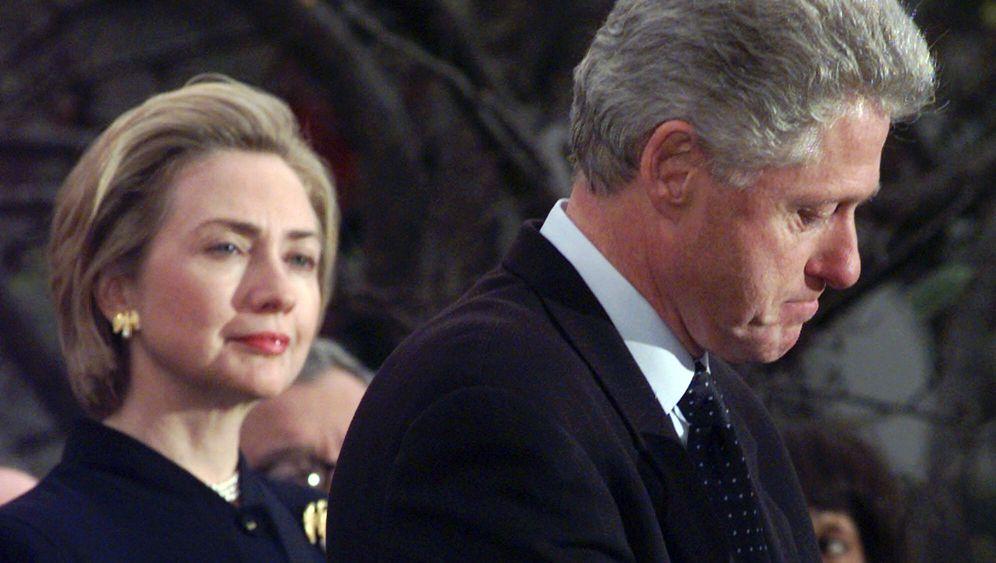Clintons Affären: Von Gennifer bis Monica