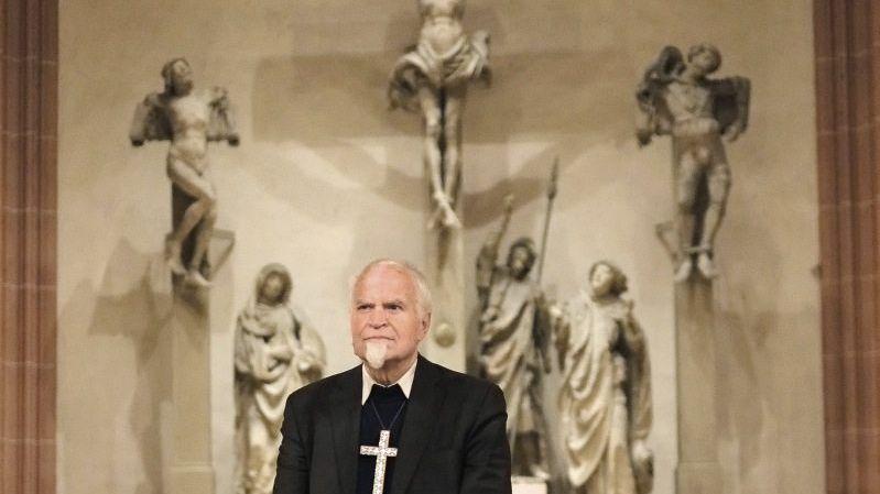 Falscher Geistlicher Schuler im Frankfurter Dom: »Sie haben mich wie einen Bruder aufgenommen«