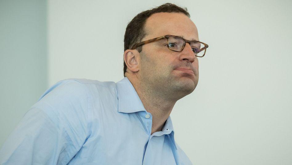Finanzstaatssekretär Jens Spahn