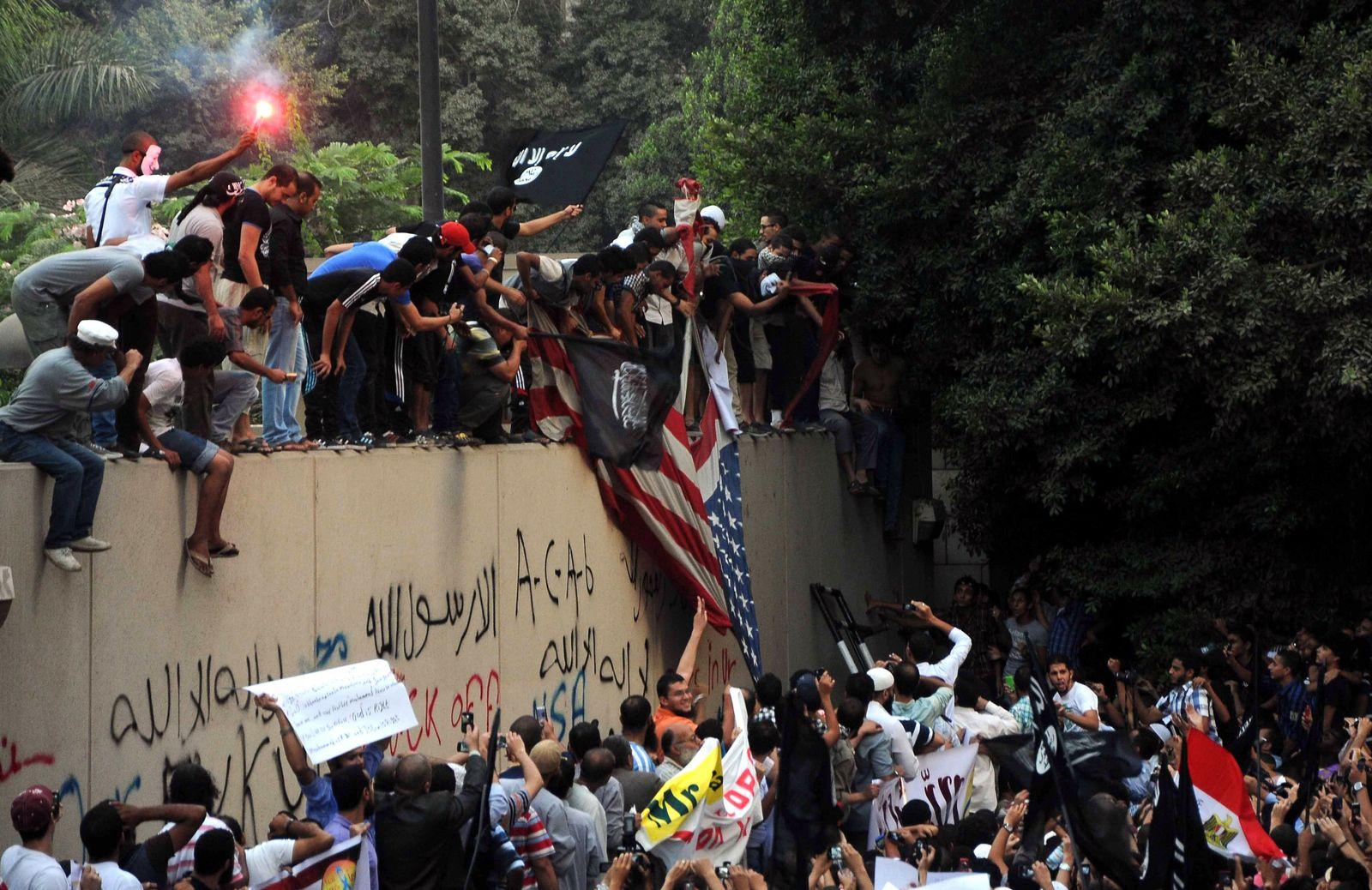 Kairo/Angriff auf US-Botschaft