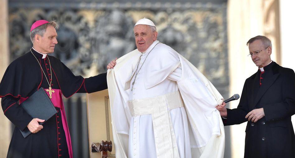 """Papst Franziskus über sein Pontifikat: """"Vier oder fünf Jahre"""""""