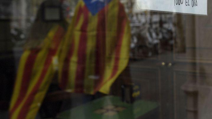 Protest gegen Polizeigewalt: Katalonien streikt