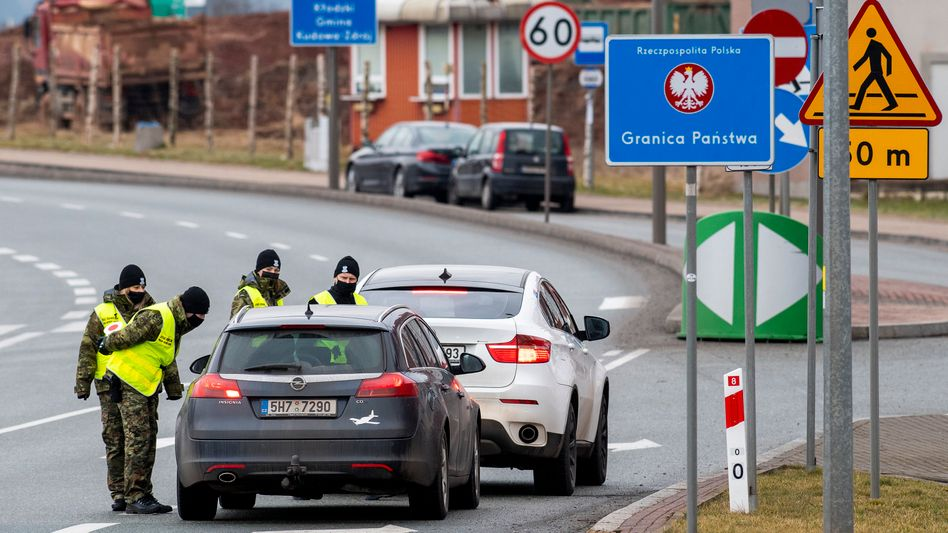 Grenzkontrollen in Polen