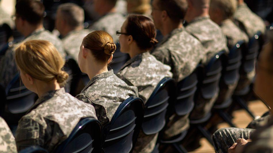 Soldatinnen und Soldaten der US-Streitkräfte (Archivbild)