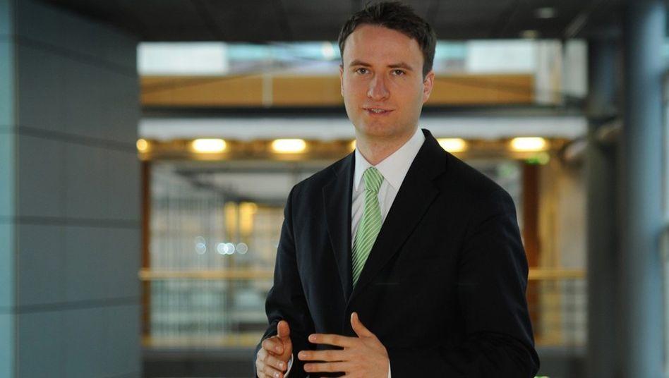 Mark Hauptmann gibt sein Bundestagsmandat ab