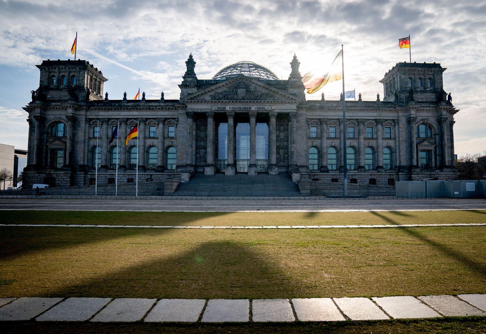 Coronavirus - Bundestag