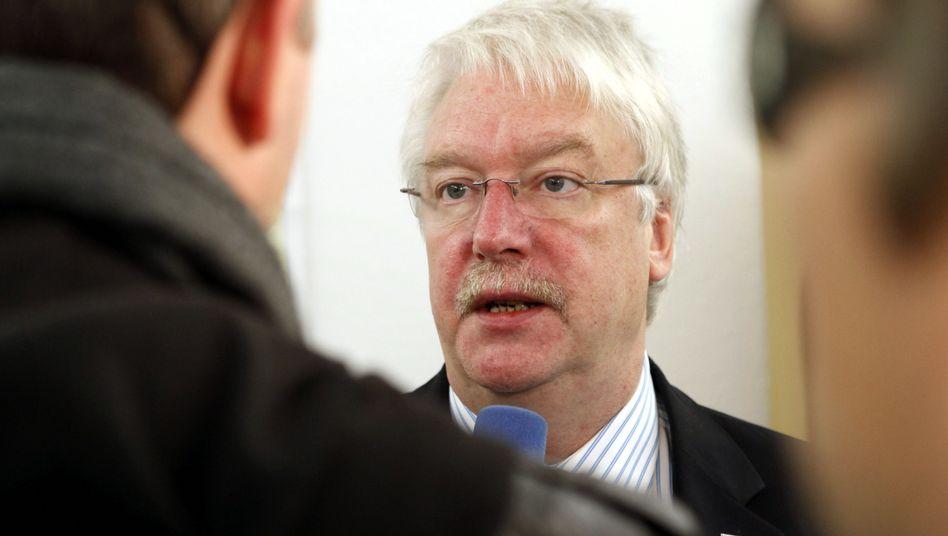 Hessischer FDP-Chef Hahn: Will mit einem Vorschlag die Debatte beenden