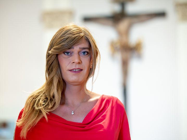 """Grünen-Landtagsabgeordnete Tessa Ganserer: Wie ein ständiger """"öffentlicher Seelenstriptease"""""""