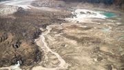 Klimawandel lenkt Fluss um