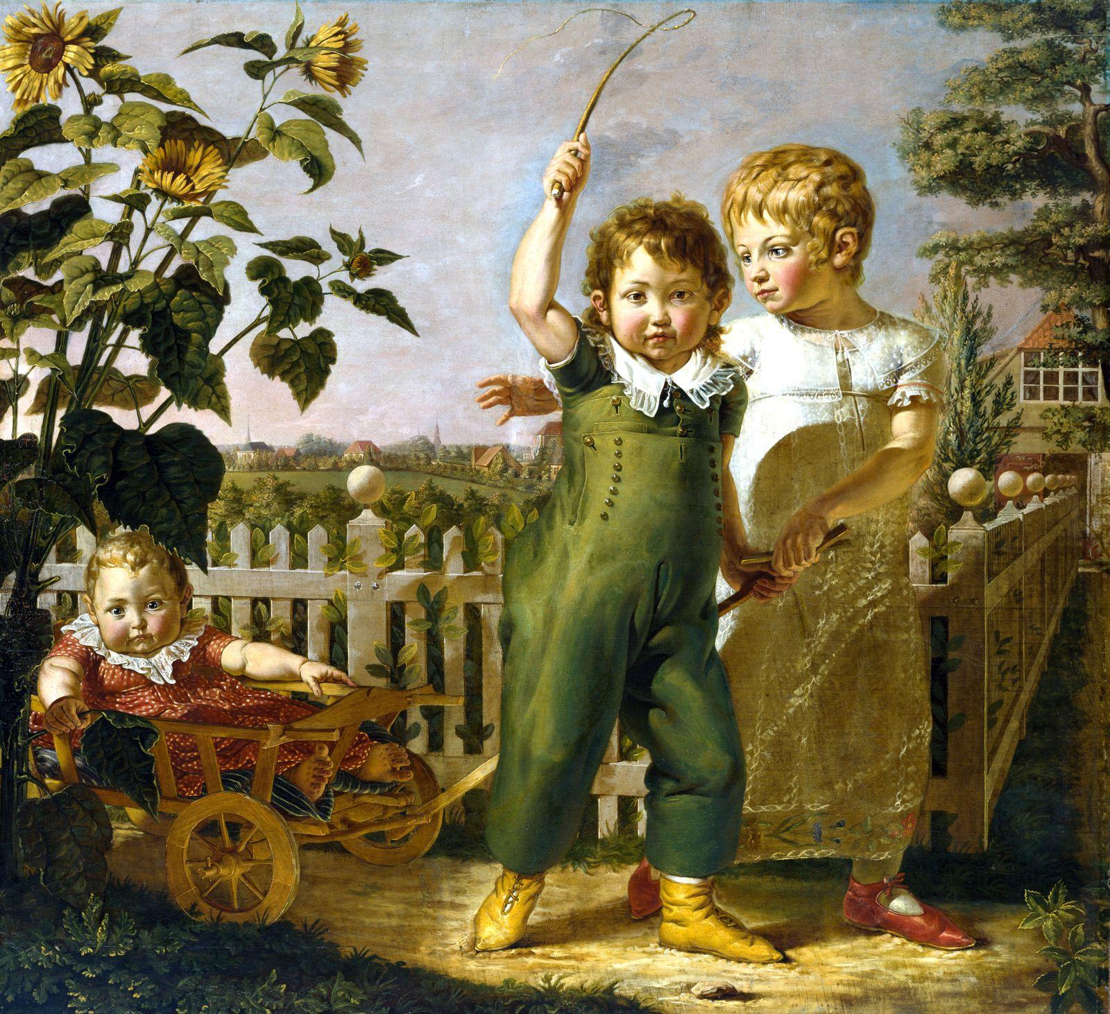 Die HÅlsenbeckschen Kinder