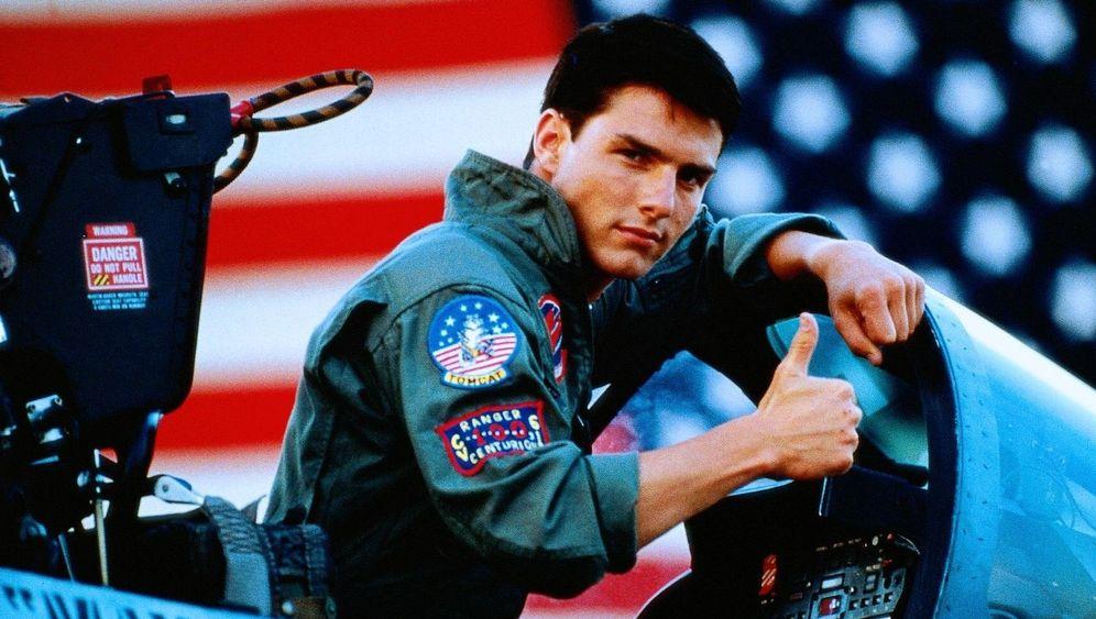 """Top Gun"": Kampfjets, coole Kerle, Pentagon im Glück"