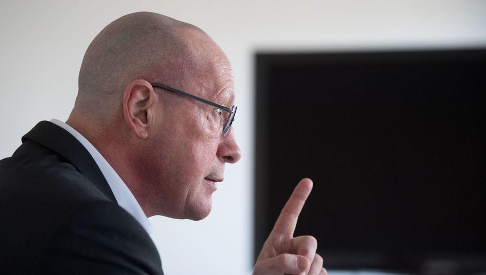 Uwe Hück, Betriebsratschef von Porsche