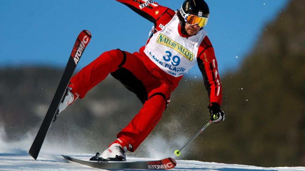 Skicross: Tödlicher Sturz ins Fangnetz