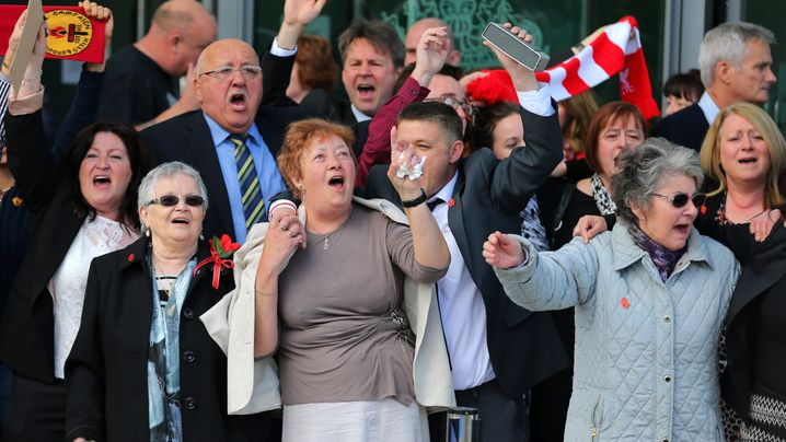 Fußballtragödie von Hillsborough: Tod am Zaun