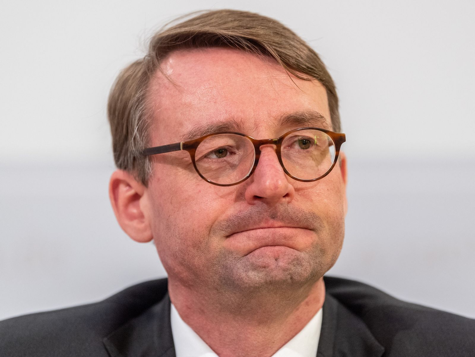 Kabinetts-Pk mit Innenminister Roland Wöller