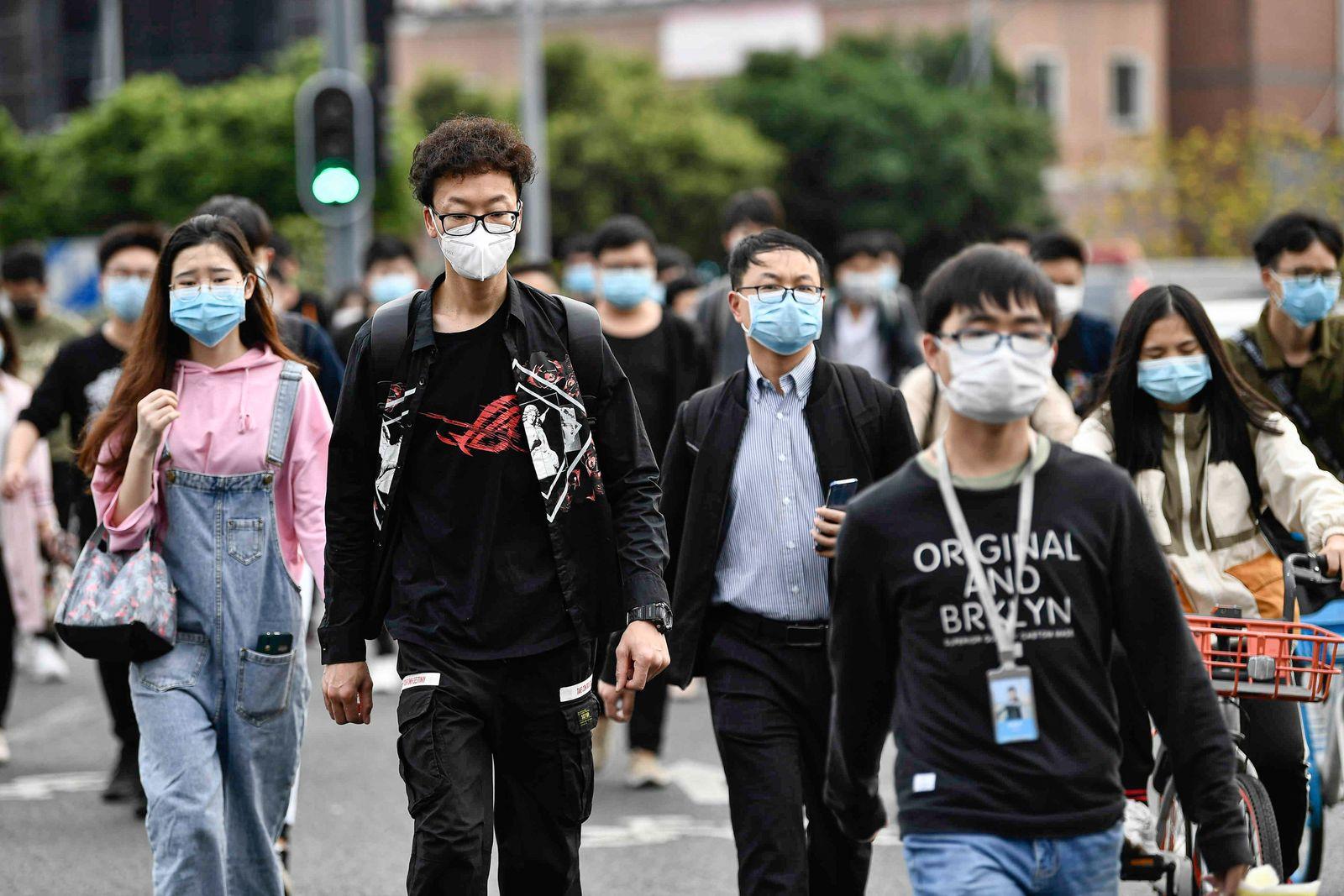 Daily life under the coronavirus in Guangzhou