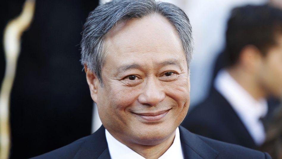 Ang Lee bei den Oscars 2013, bei denen er als bester Regisseur ausgezeichnet wurde