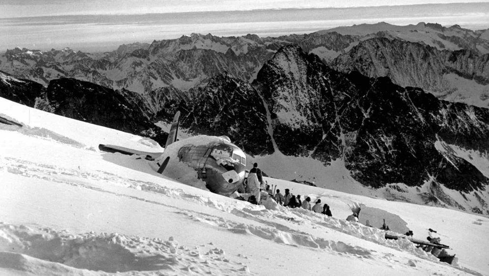 Photo Gallery: The Birth of Alpine Air Rescue