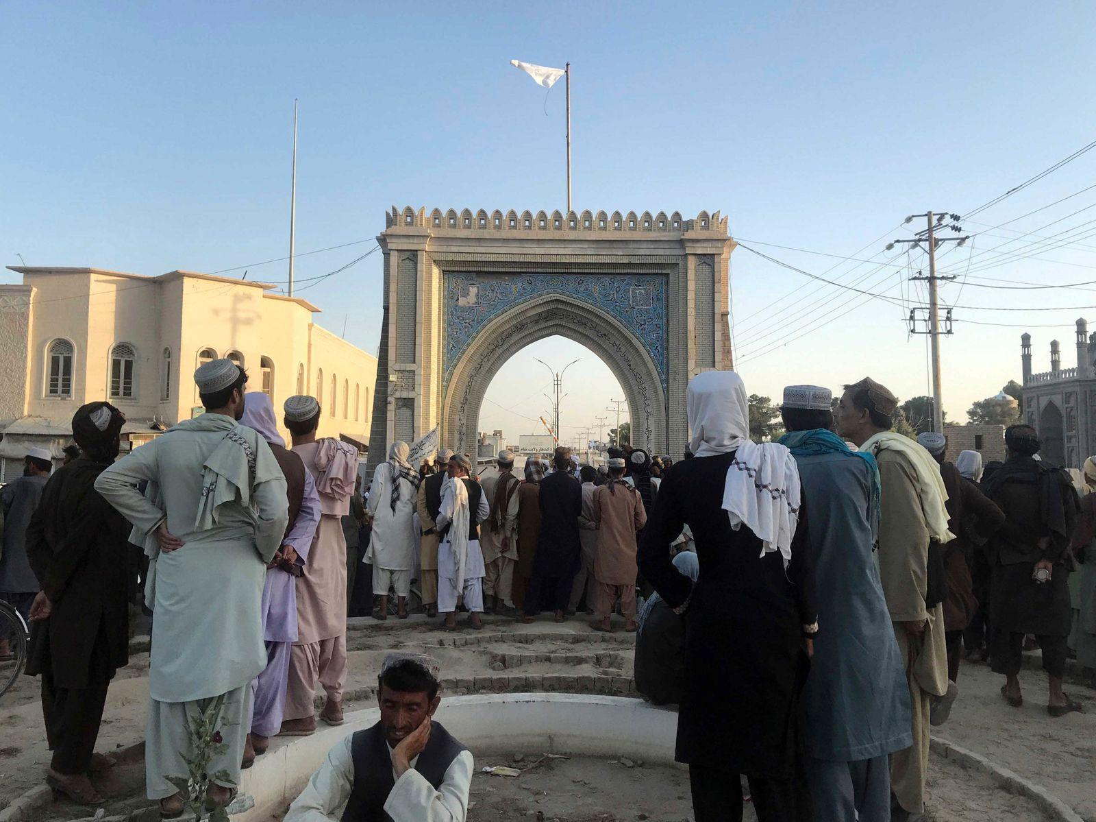 Taliban captured Kandahar