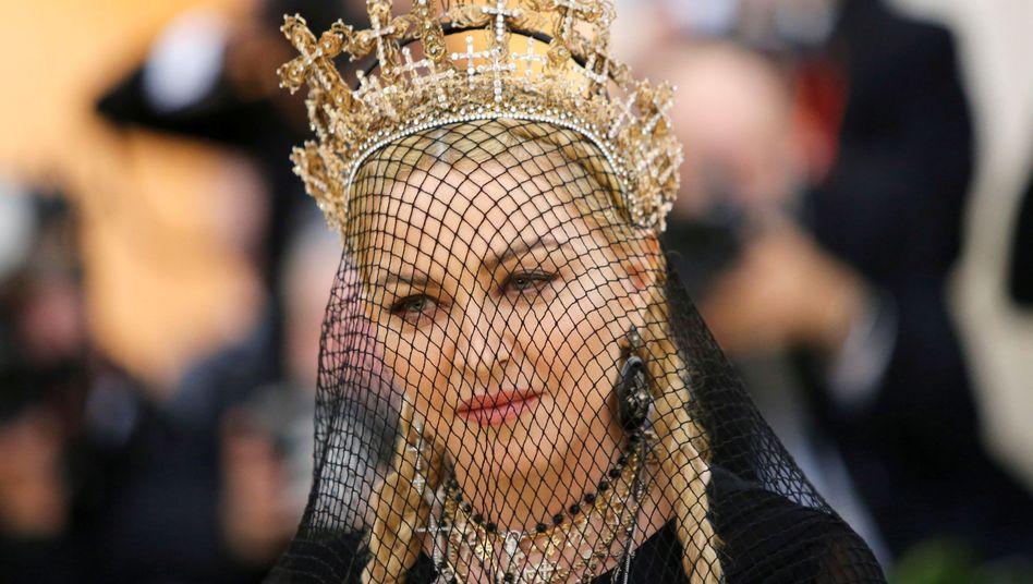 Madonna mag die deutsche Bundeskanzlerin