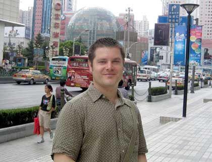 Auswanderer Bermann in Shanghai: Zurück wollen die wenigsten