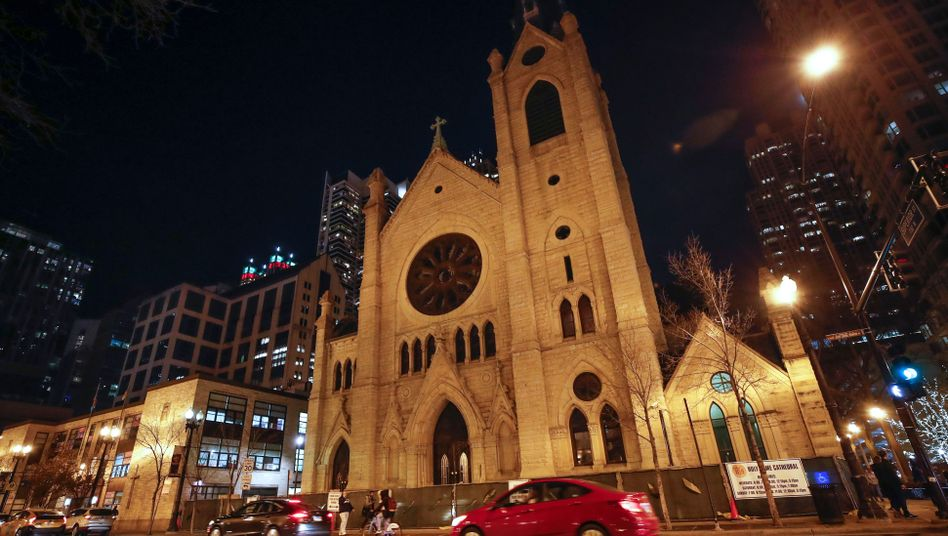 Holy-Name-Kathedrale in Chicago