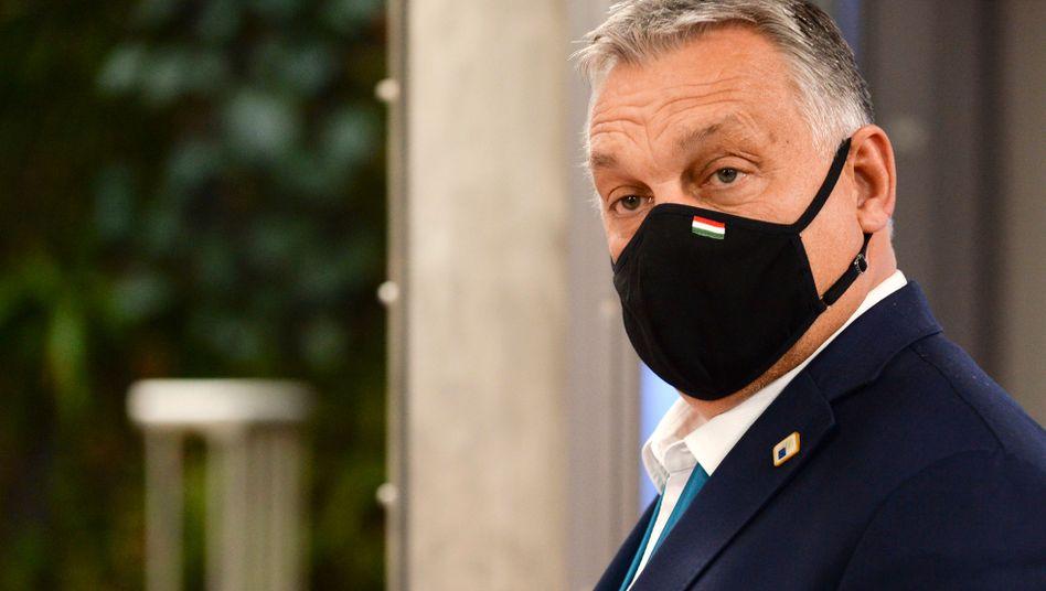Ungarns Regierungschef Orbán: Demnächst weniger Geld aus Brüssel?