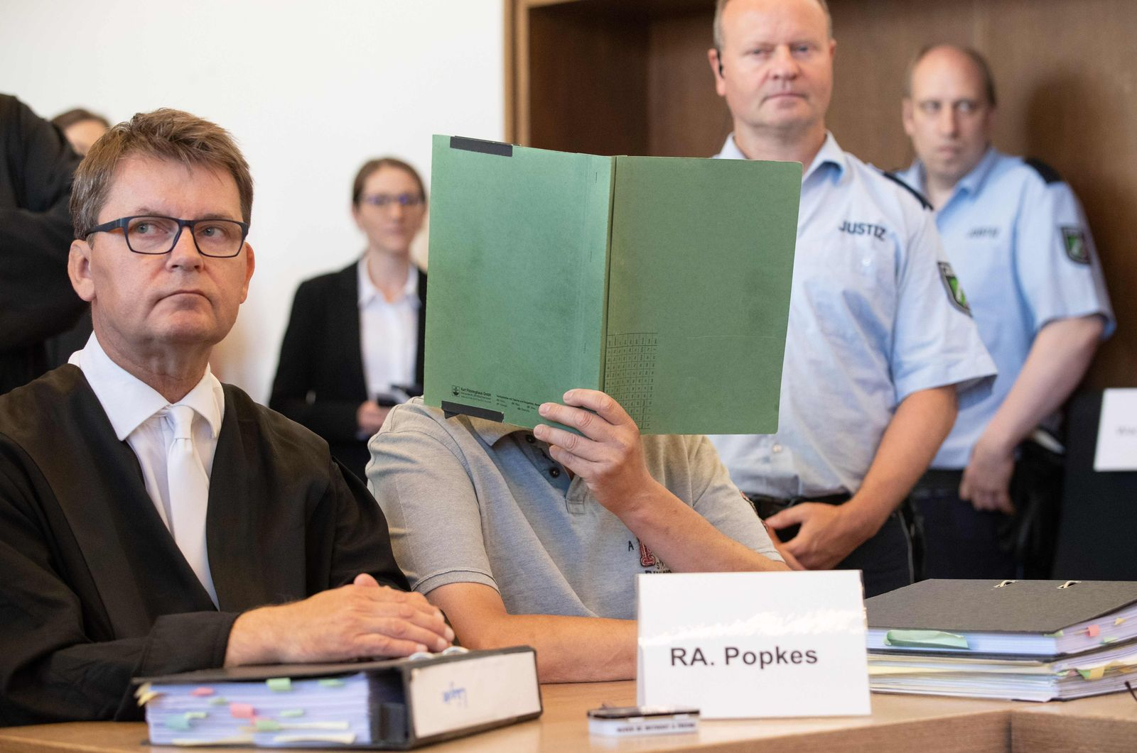 GERMANY-JUSTICE-TRIAL-ABUSE-CHILDREN