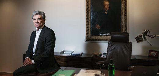 Siemens-Chef Joe Kaeser und sein schwieriges Erbe: Big Joes Show ist jetzt vorbei
