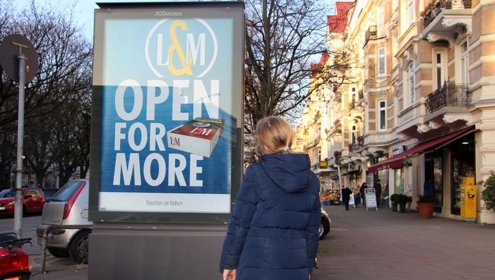 Deutschland: Die letzte Bastion für Tabakwerbung