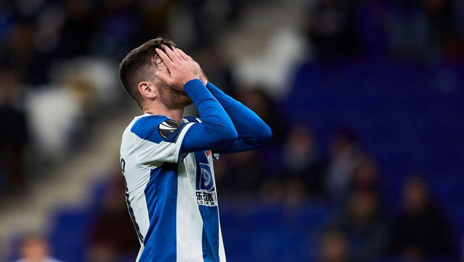 Victor Campuzano und das Elend dieser Saison für Espanyol