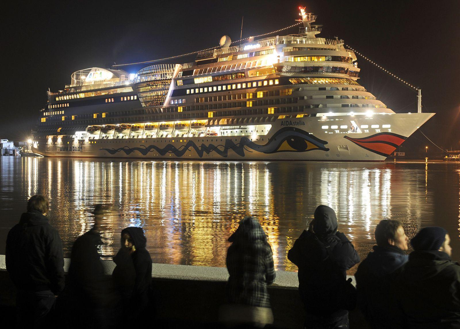 Aida Cruises sagt Türkei-Routen ab
