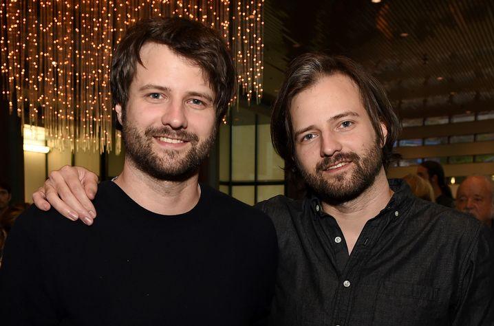Von links: Ross Duffer und Matt Duffer