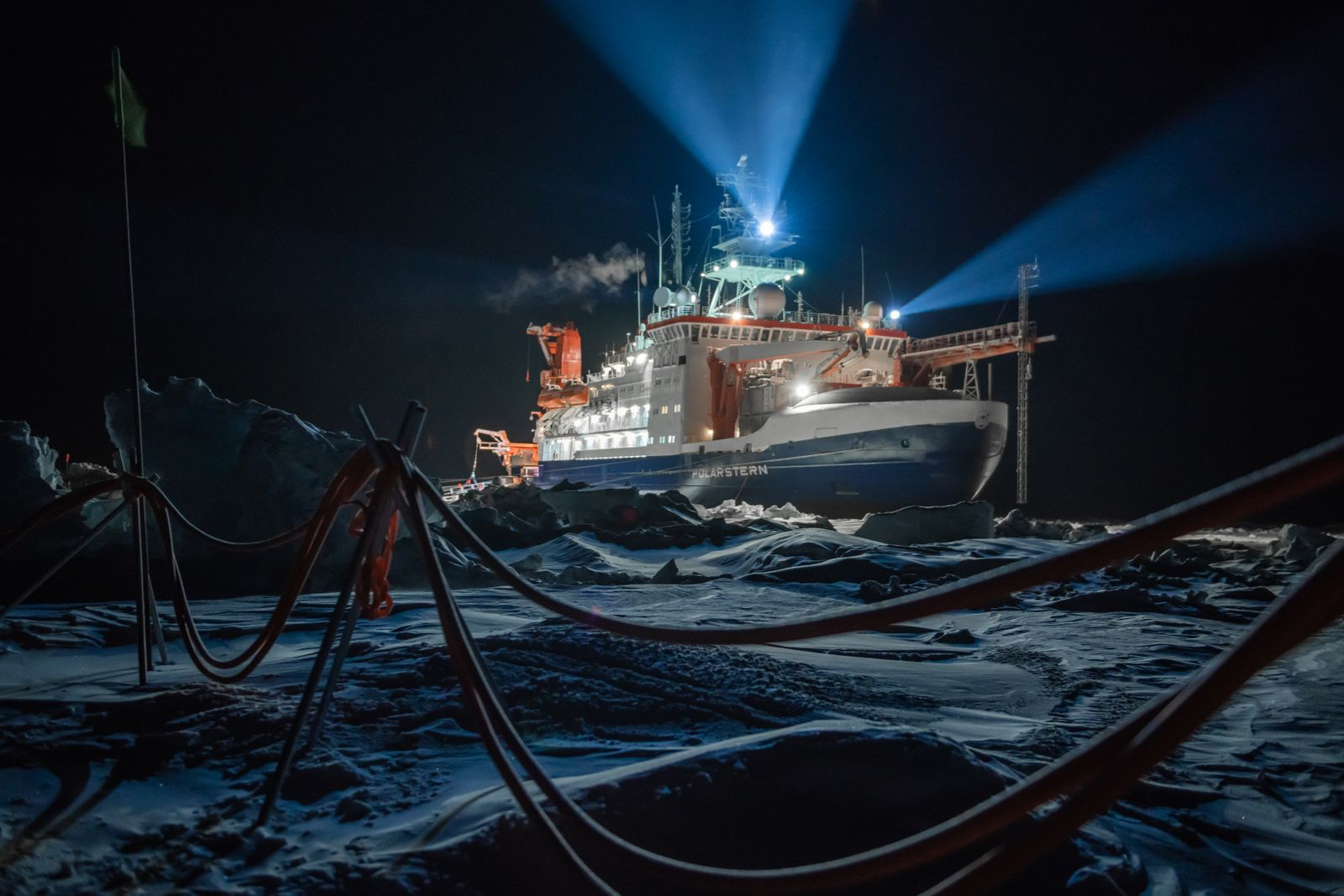 Esther Horvath/ Polarstern/ Mosaic Expedition