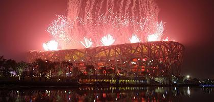 Eröffnungsfeier der 29. Olympischen Sommerspiele in Peking: Lustreise mit steuerlichen Nebenwirkungen