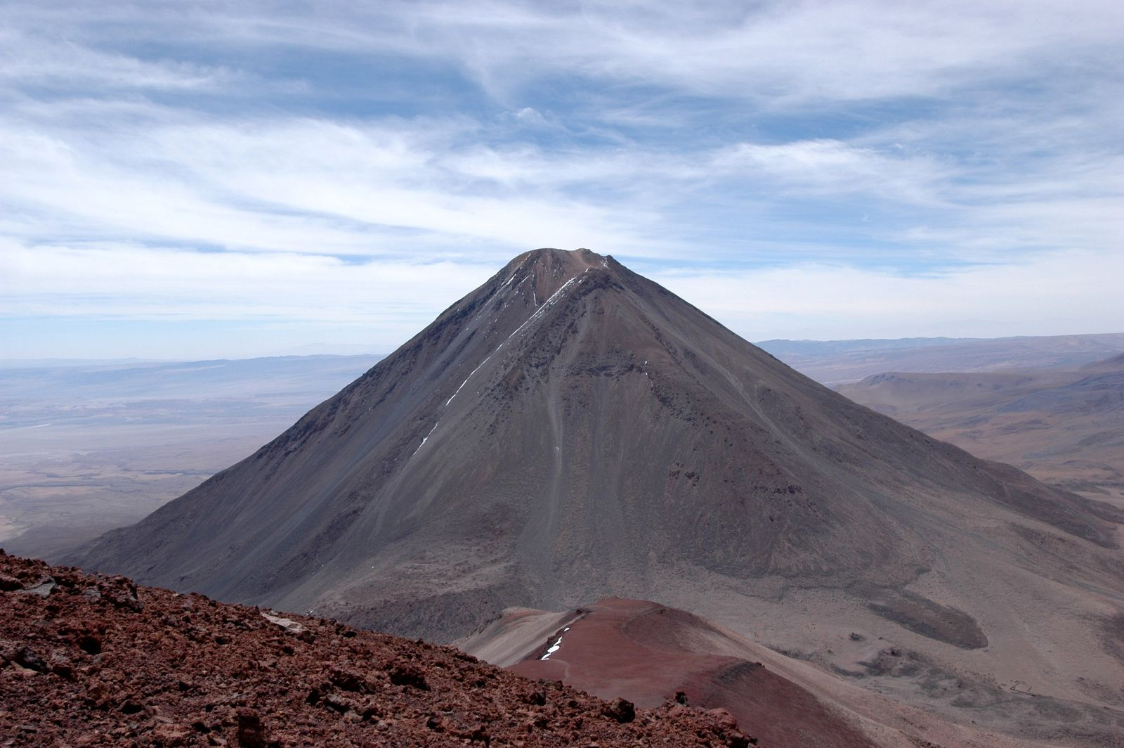 Strahlungsrekord / Vulkan Licancabur