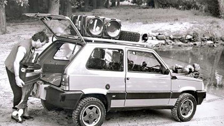 Fiat Panda: Das Urmodell und seine Nachfolger