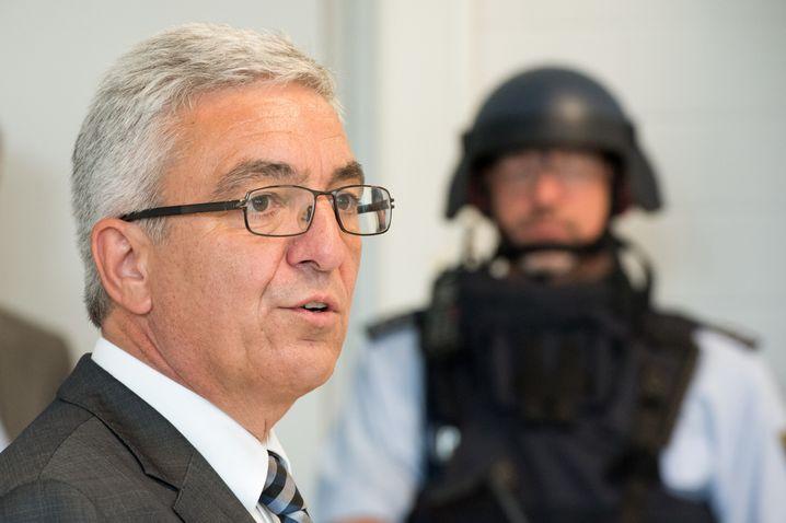 SPD-Politiker Roger Lewentz