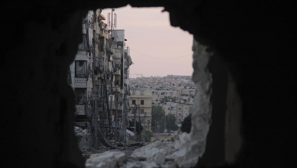 Photo Gallery: The Syria Question