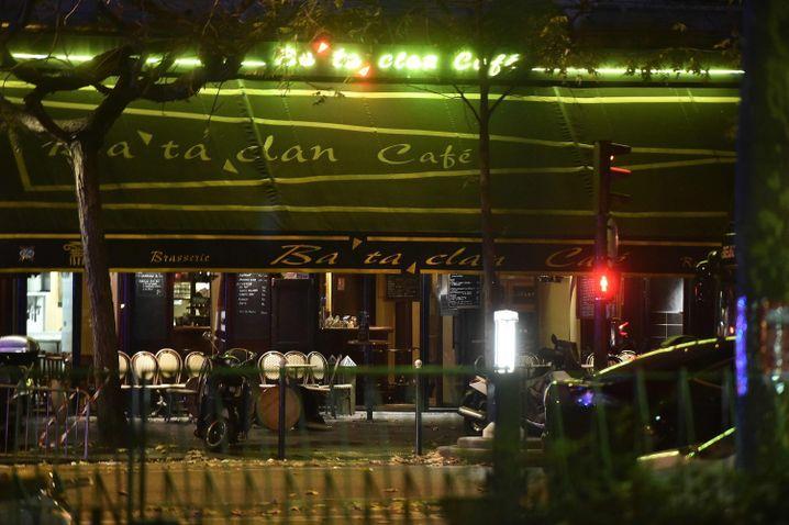 Das Bataclan nach den Anschlägen: Koordinierter Angriff