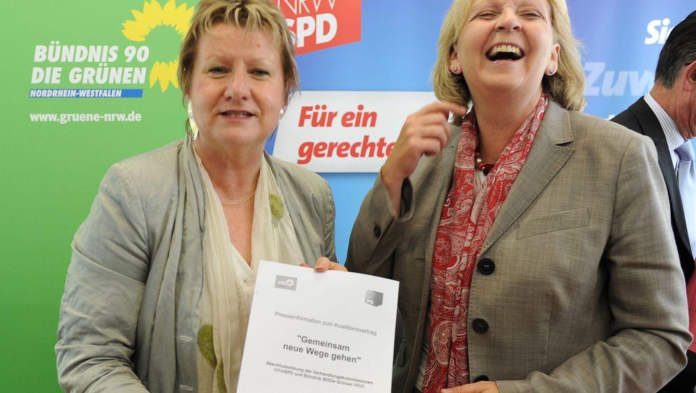 Merkel und Co.: Frauen in der Politik
